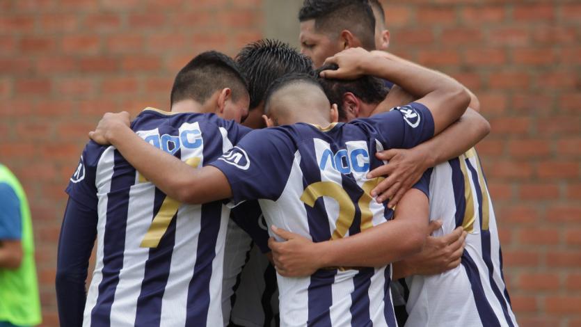 Torneo de Reservas: Alianza superó a Sport Huancayo y se mantiene segundo en la tabla