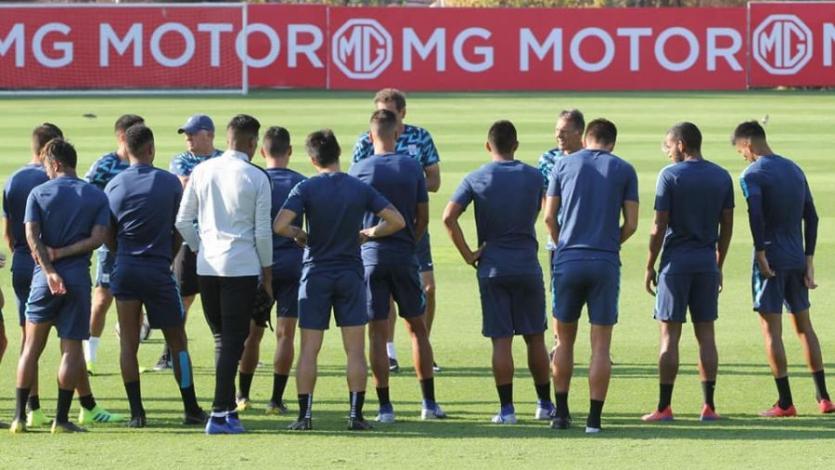 CONMEBOL Libertadores: Alianza Lima ensayó en Chile el once frente a Palestino