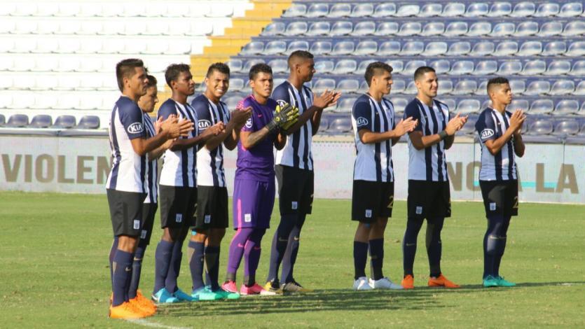 Alianza Lima se pronuncia sobre incidente con grupo evangélico
