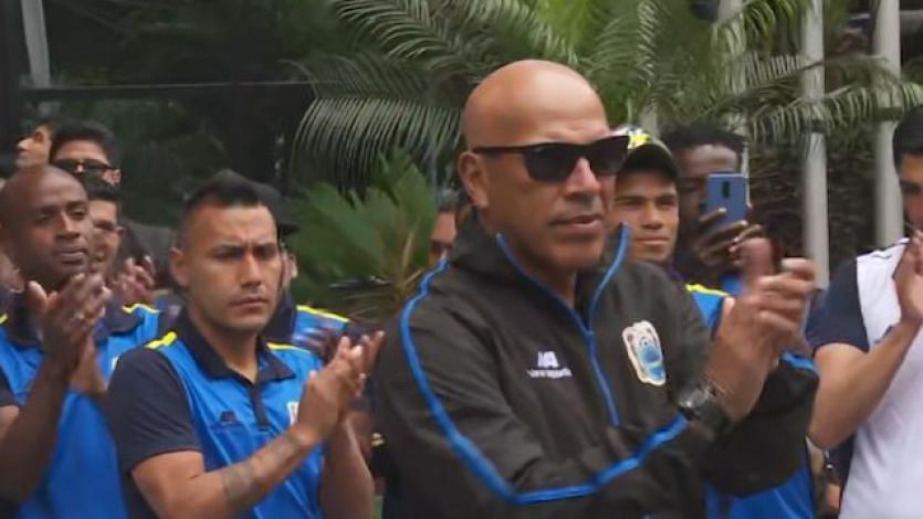 Alianza vs. Binacional: el gran gesto de Roberto Mosquera y jugadores con sus hinchas (VIDEO)