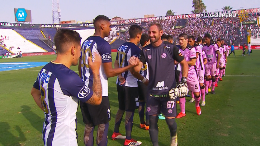 EN VIVO por GOLPERU: Alianza Lima 0-0 Sport Boys