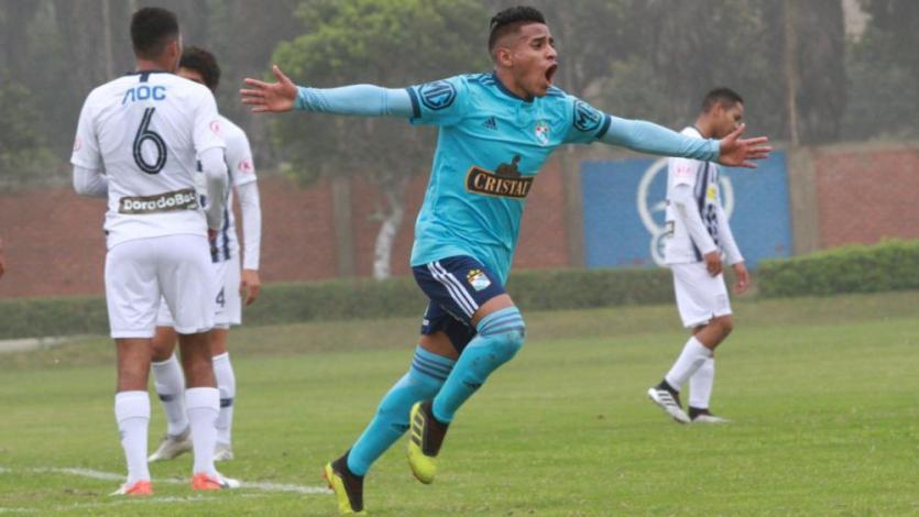 Sporting Cristal se cobró la revancha y venció 2-1 a Alianza Lima en el Torneo de Reservas