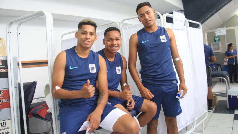 Alianza Lima: plantel pasó exámenes médicos