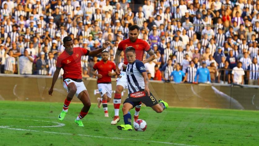 Alianza Lima vs. Melgar: Lo que dejó el partido de ida de la semifinal de la Copa Movistar