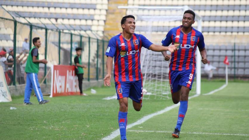 Alianza Universidad derrotó 2-1 a Real Garcilaso