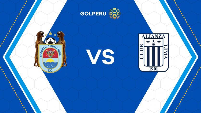 Deportivo Binacional venció por 3-2 a Alianza Lima y clasificó a la Copa Sudamericana