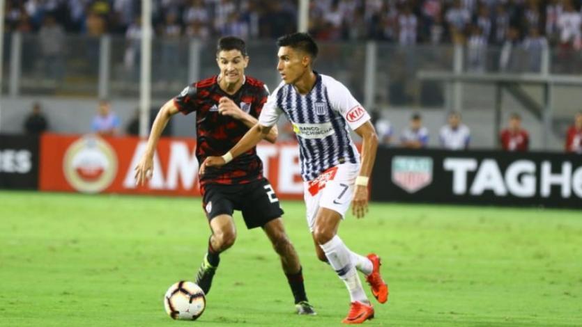 Copa Libertadores: Alianza Lima empató con River Plate en la última jugada