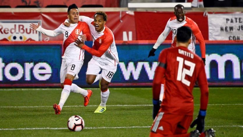 Amistoso internacional: Selección Peruana se enfrenta a El Salvador (7:00 p.m.)