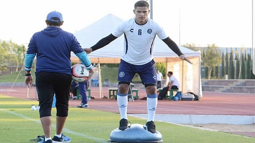 Anderson Santamaría ya piensa en la primera fecha de la Liga MX