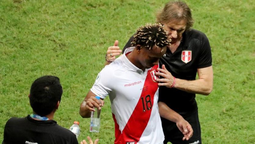 Selección Peruana: la incomodidad de Ricardo Gareca con André Carrillo por renovar con el Al Hilal de Arabia Saudita