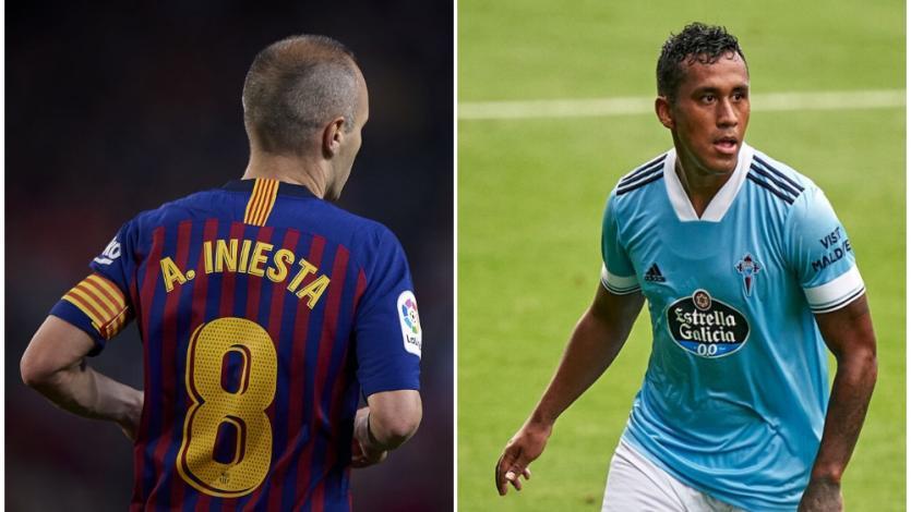 Renato Tapia: ¿por qué eligió Andrés Iniesta al peruano para su equipo en LaLiga Fantasy?