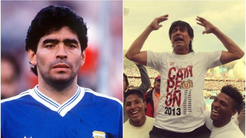 Ángel Comizzo de cumpleaños: su mortal patada en el fútbol mexicano, su convivencia con Diego Maradona en Italia 90 y el título de Universitario en 2013 (VIDEO)