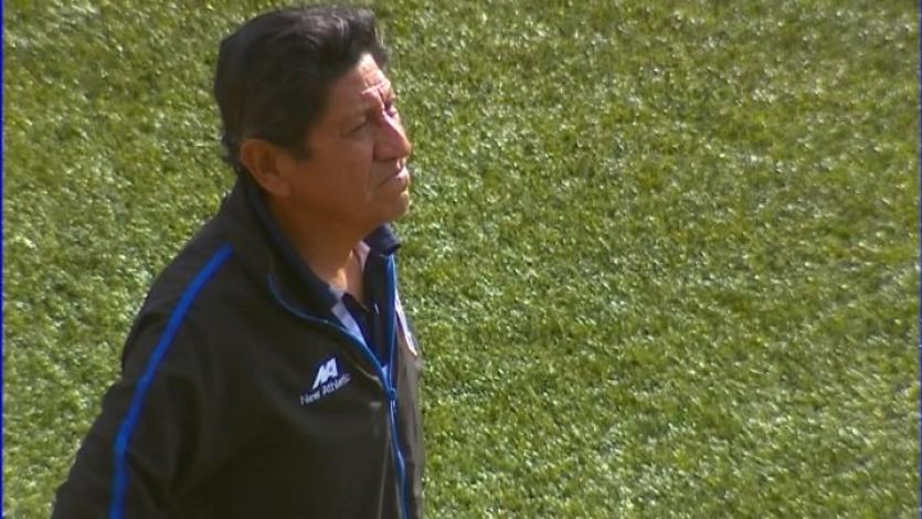 Deportivo Binacional: Javier Arce presentó su renuncia irrevocable como entrenador