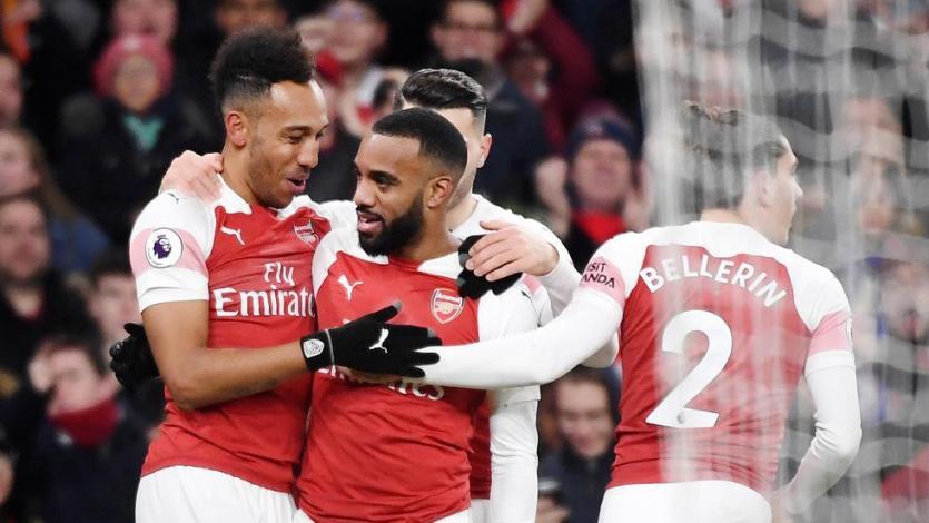 Arsenal se queda con el clásico de Londres