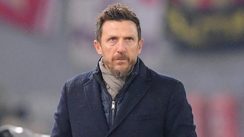 AS Roma destituye a Eusebio Di Francesco