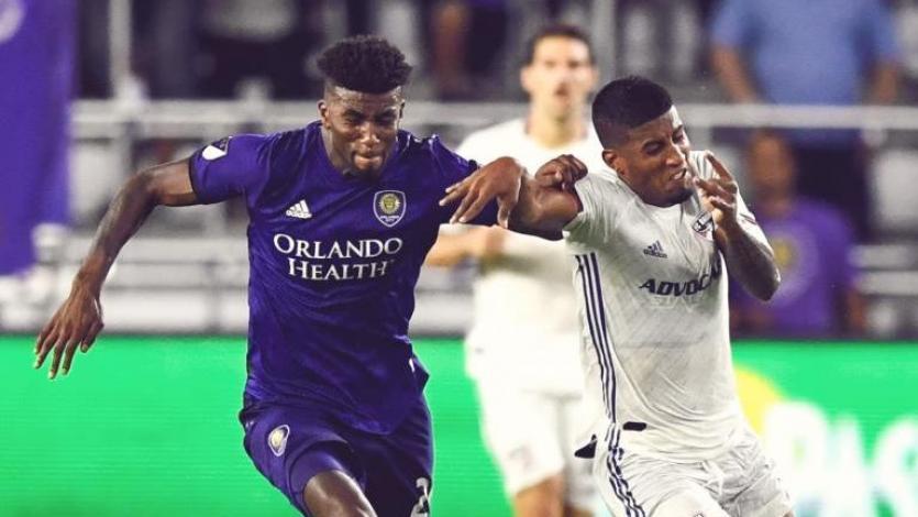 MLS: Carlos Ascues volvió a ser titular con el Orlando City y dio una asistencia (VIDEO)