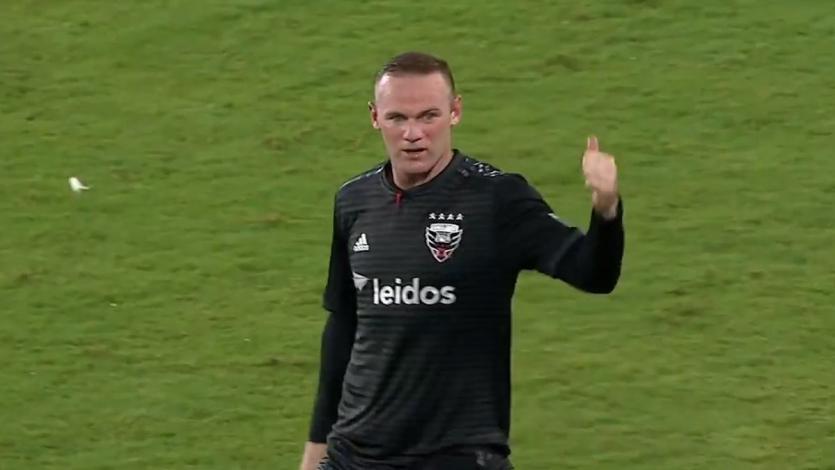 Asistencia de Wayne Rooney es elogiada mundialmente