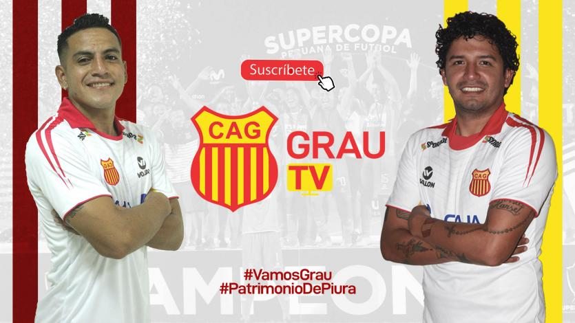 Liga1 Movistar: Atlético Grau estrena su canal de Youtube con Reimond Manco (VIDEO)