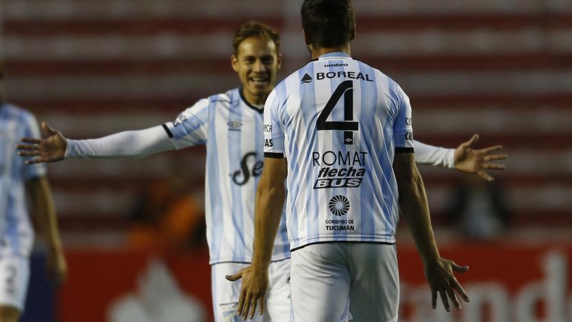 Atlético Tucumán consiguió su primer triunfo en la presente edición de la Copa Libertadores