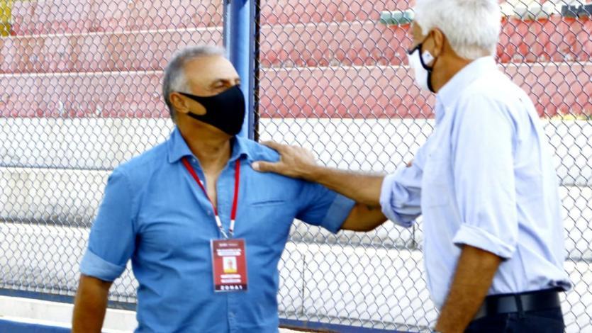 Walter Fiori tras el empate de Ayacucho FC: