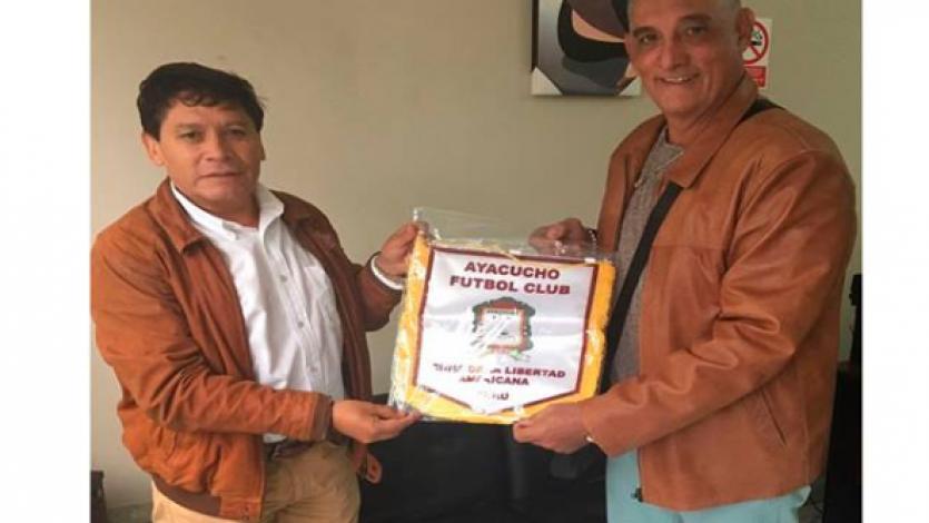 Mario Viera dirigirá a Ayacucho FC