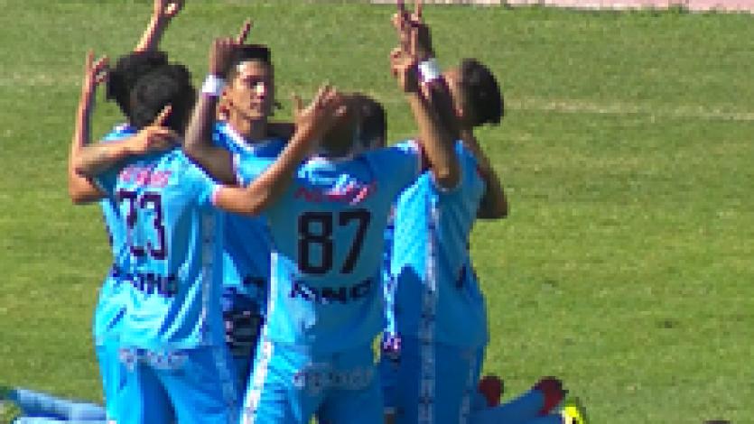 Deportivo Binacional superó a Sport Rosario (3-1)