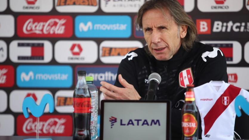 Selección Peruana: Estos son los convocados por Ricardo Gareca para la fecha triple de Eliminatorias Sudamericanas