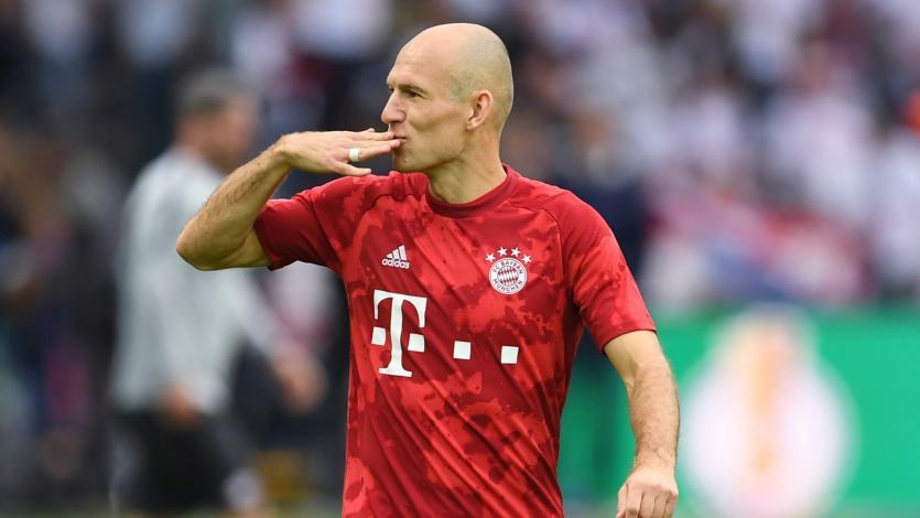 Arjen Robben anuncia su retiro