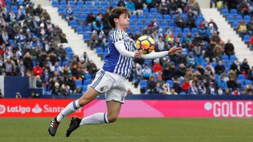 El Real Madrid hace oficial el fichaje de Álvaro Odriozola