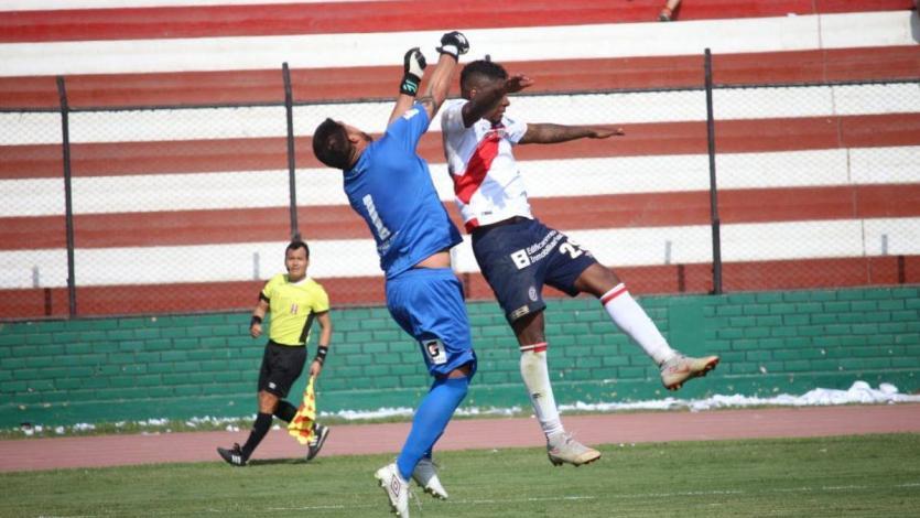 Deportivo Municipal igualó sin goles como local frente a UTC (VIDEO)