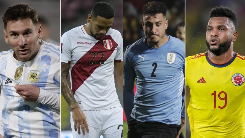 Eliminatorias Sudamericanas: conoce todos los resultados de la fecha 10