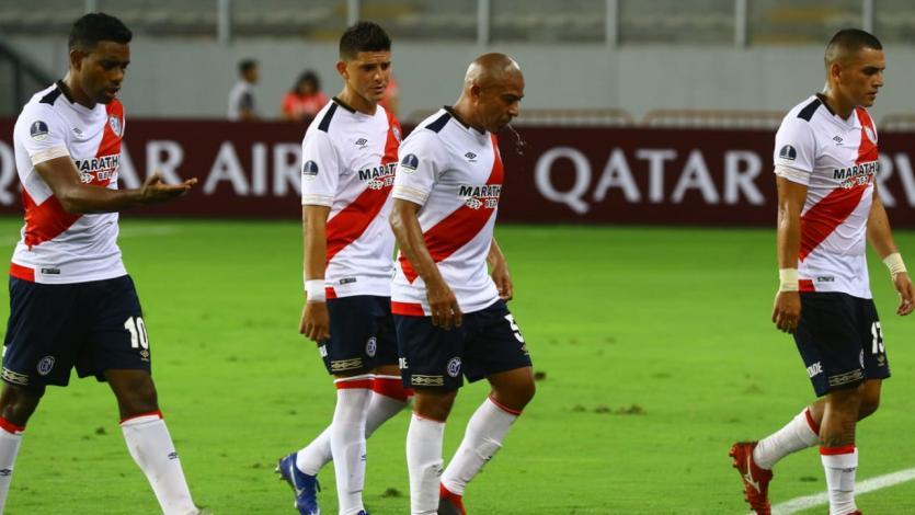 Municipal no pudo ante Colón por la Copa Sudamericana