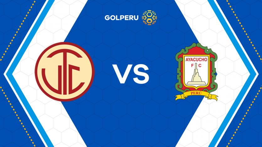 UTC mide fuerzas contra Ayacucho FC en Cajabamba