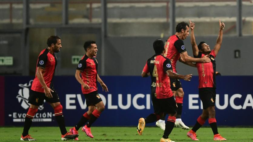 Copa Sudamericana: FBC Melgar superó por 3-2 a Carlos A. Mannucci y avanzó a la fase de grupos