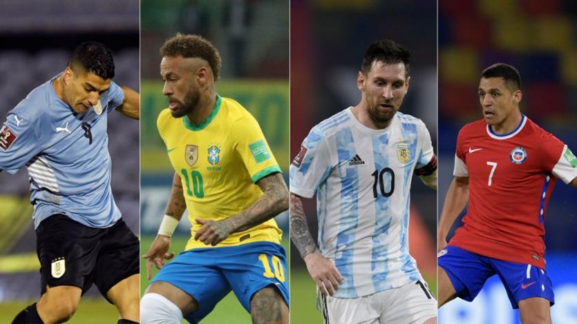 Clasificatorias Sudamericanas: sigue en vivo todos los partidos de la fecha 8