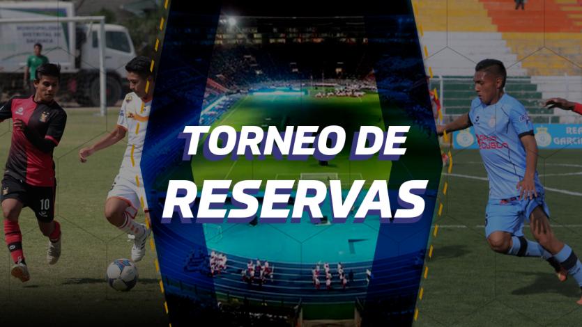 Torneo de Reservas: Resultados de la fecha 17