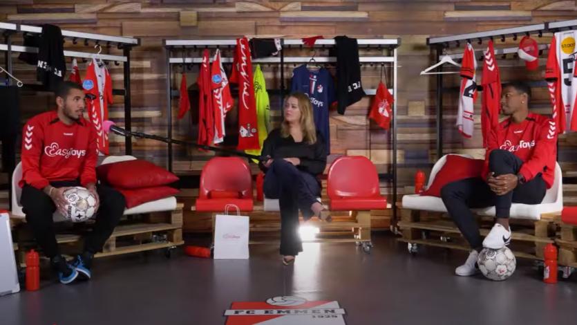 Sergio Peña y Miguel Araujo, la palabra de los peruanos sobre su estadía en el FC Emmen (VIDEO)