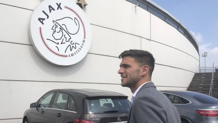 OFICIAL: Lisandro Magallán es el nuevo fichaje del Ajax