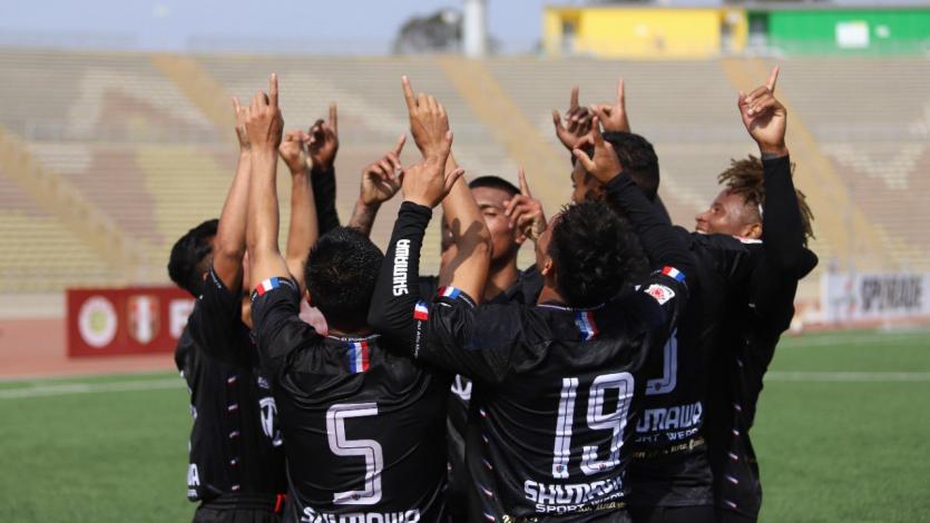 Liga2: Unión Comercio se quedó con la victoria sobre el final ante Deportivo Coopsol (VIDEO)