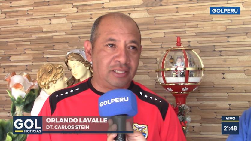 Orlando Lavalle: