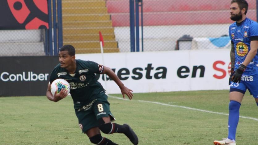Liga1 Betsson: Ayacucho FC igualó 3-3 ante Universitario en un partidazo (VIDEO)