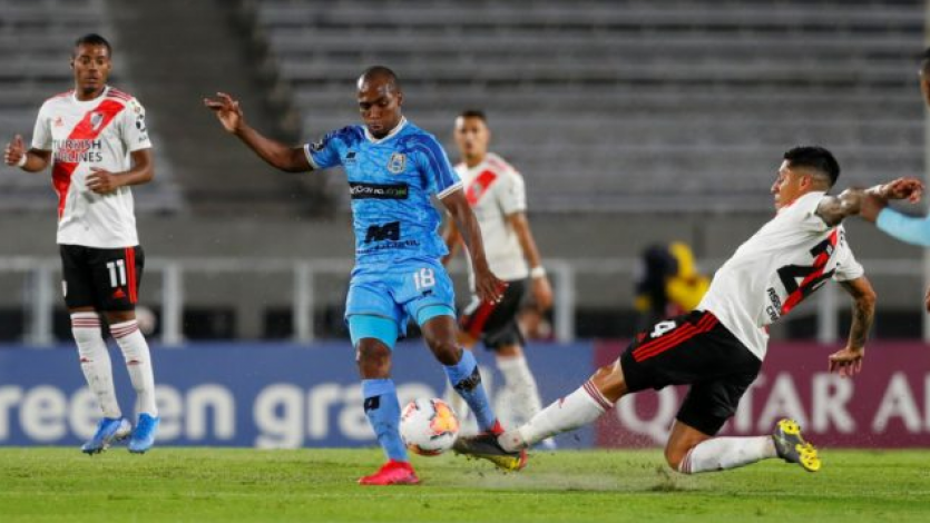 "Dahwling Leudo sobre River Plate: ""Quién quita que en Juliaca les metamos 8 goles también"""