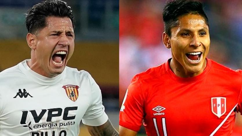 Selección Peruana: ¿Gianluca Lapadula o Raúl Ruidíaz, quién debe ser el 9 ante Chile?