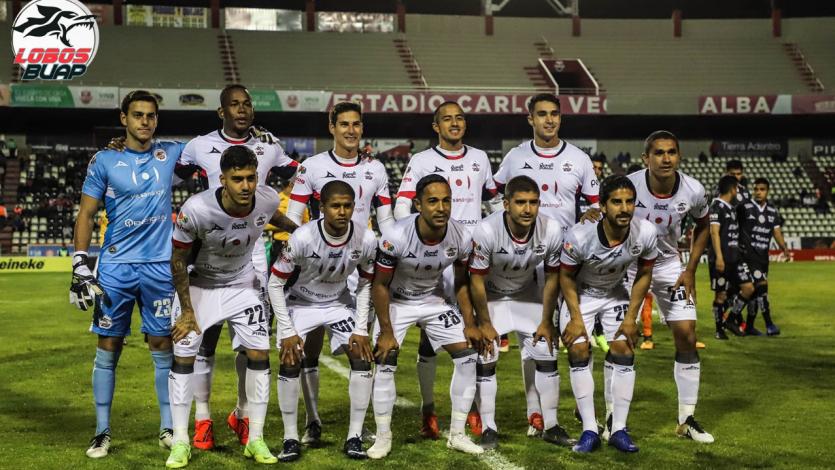 Alejandro Duarte y Beto Da Silva fueron titulares en empate de Lobos BUAP