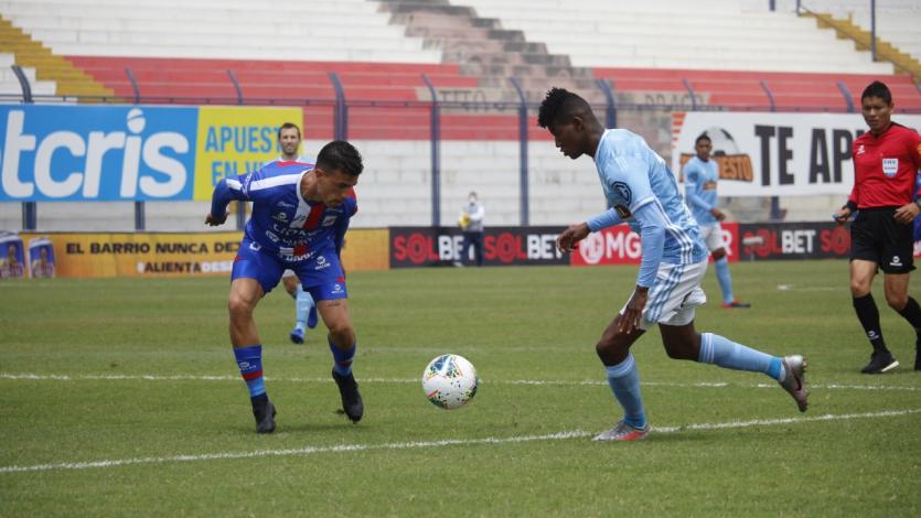 Liga1 Movistar: Carlos A. Mannucci igualó 3-3 ante Sporting Cristal en un partidazo
