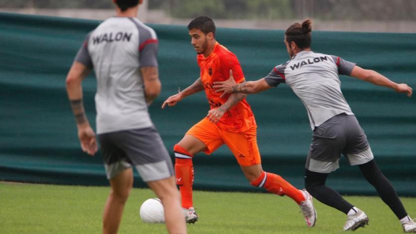 Así fue el gol de Beto da Silva en amistoso entre la Universidad César Vallejo y FBC Melgar (VIDEO)