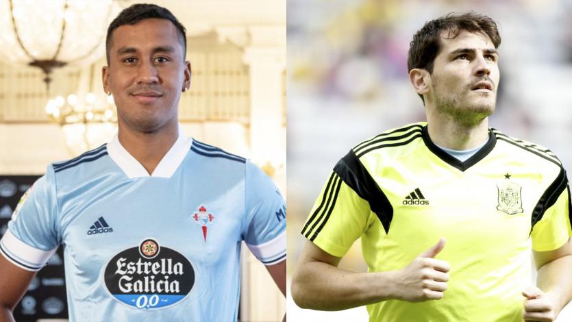 LaLiga: Renato Tapia fue incluido en el equipo de Iker Casillas para la fecha 9
