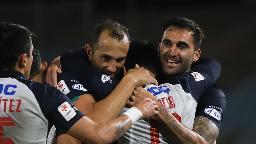 Liga1 Betsson: Alianza Lima venció 2-1 a Academia Cantolao y es uno de los líderes de la Fase 2 (VIDEO)