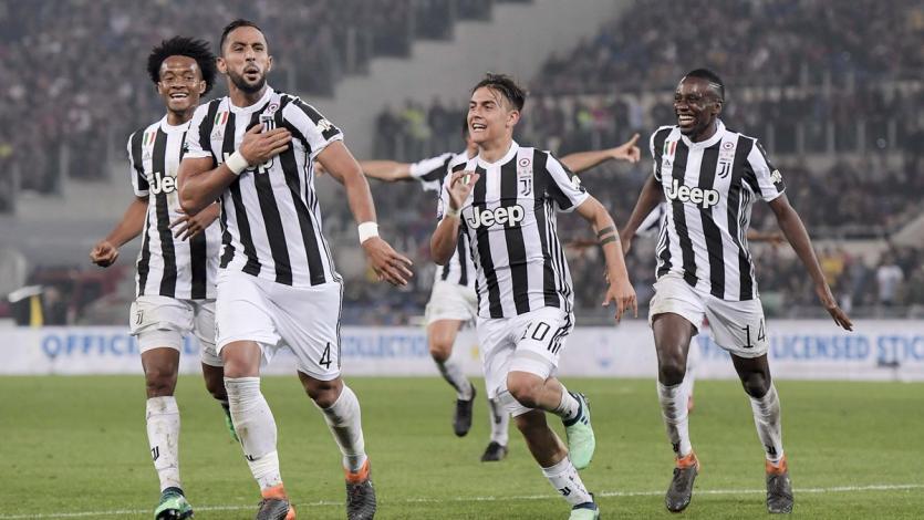¡Juventus se coronó campeón de la Copa Italia!
