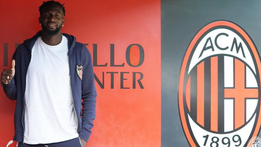 Tiemoué Bakayoko es nuevo jugador del AC Milan